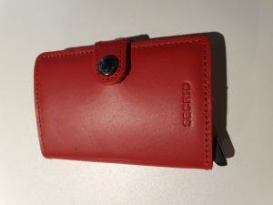 SECRID Miniwallet Red
