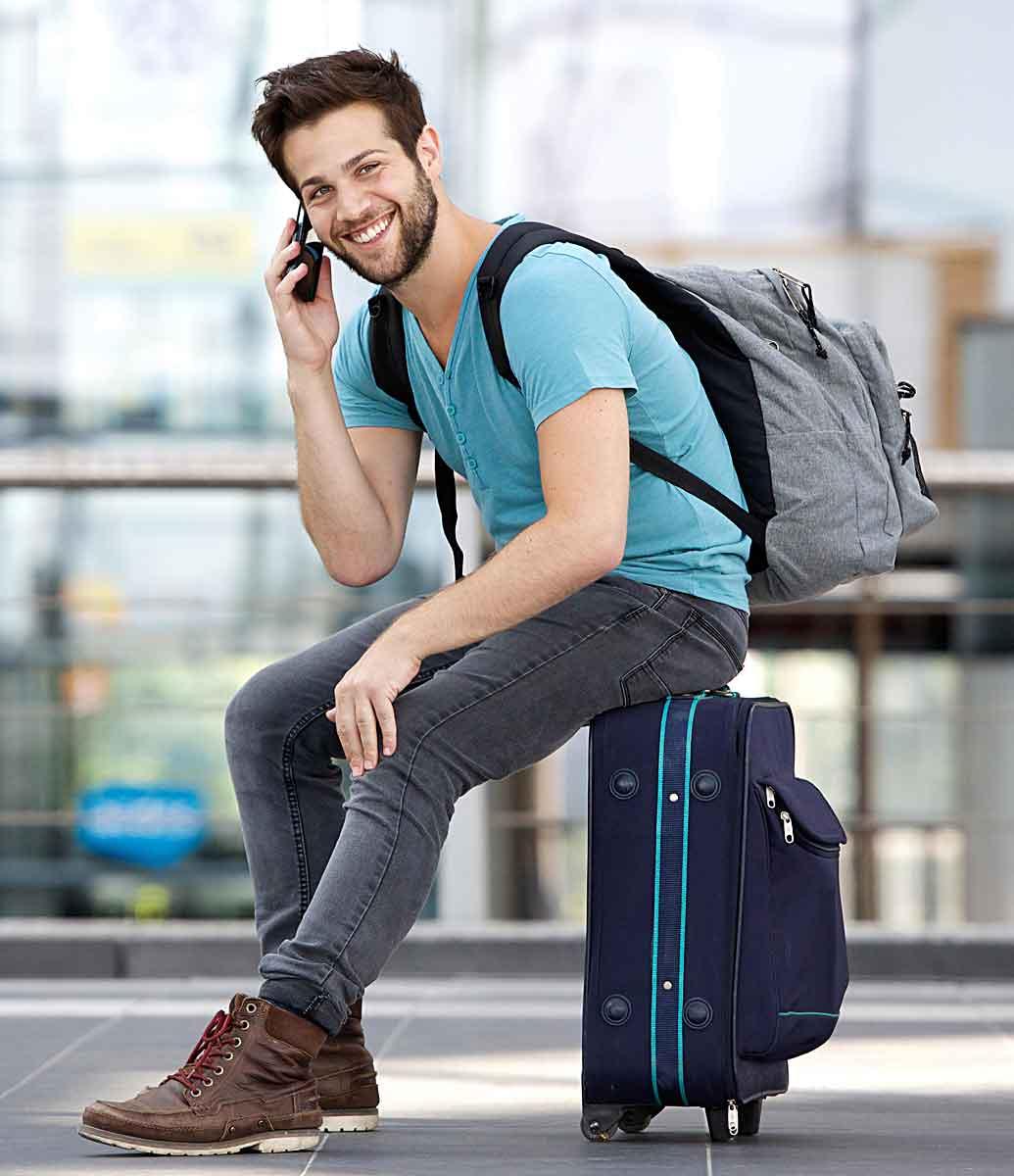 Taschen Rucksäcke Koffer haben wir!